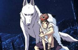 Princezna Mononoke HD (movie)