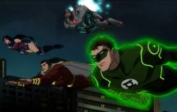Justice League: War HD (movie)
