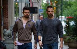 Dead Man Down cz HD