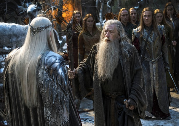 Hobit: Bitva pěti armád (movie) / The Hobbit: The Battle of the Five Armies (2014)