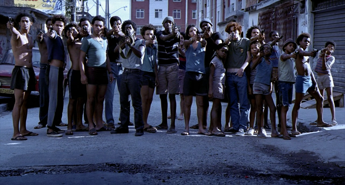 Město bohů HD (movie) / City of God (2002)
